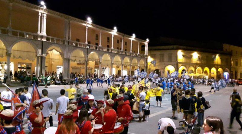 Il 25 e il 26 settembre il Torneo degli Alfieri Bandieranti e Musici al PalaCattani di Faenza