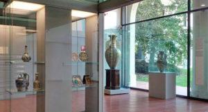 All'interno del Mic sono esposti 16mila pezzi, ma sono 55mila le opere d'arte che costituiscono il patrimonio del Museo