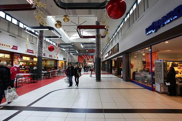 centro commerciale faenza