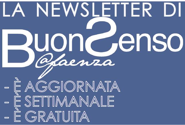 newsletter Buonsenso Faenza