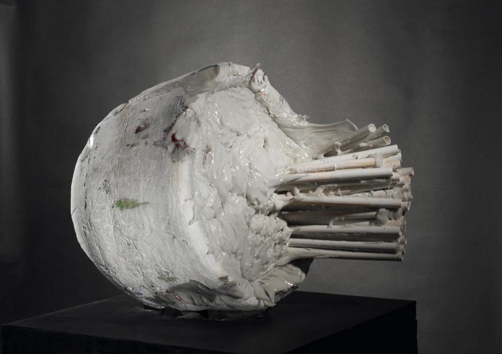 Jun Nishida, Nought, 2002-porcellana