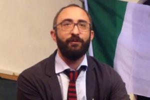 """Il professor Massimo Rubechi, """"consigliere giuridico"""" del ministro Boschi"""
