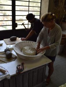 making Gephyrocapsa, Barbara De Ponti e Manifatture Sottosasso, 2016