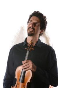 Simone Laghi, musicista e ricercatore alla Cardiff University