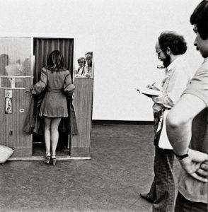 F. Vaccari, Esposizione in tempo reale, 1972.