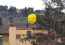 Da Faenza a Firenze: i 100 km del palloncino giallo della Nott de Bisò