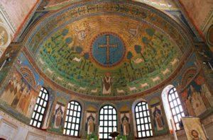 I mosaici bizantini dell'abside di Sant'Apollinare in Classe
