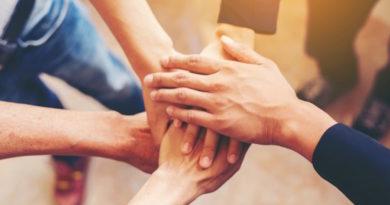 mani volontariato