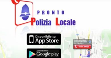 pronto polizia locale