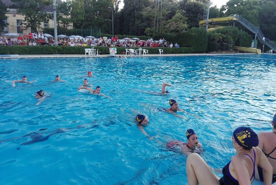 Faenza Sport I Giovani Sportivi Alla Piscina Comunale Con
