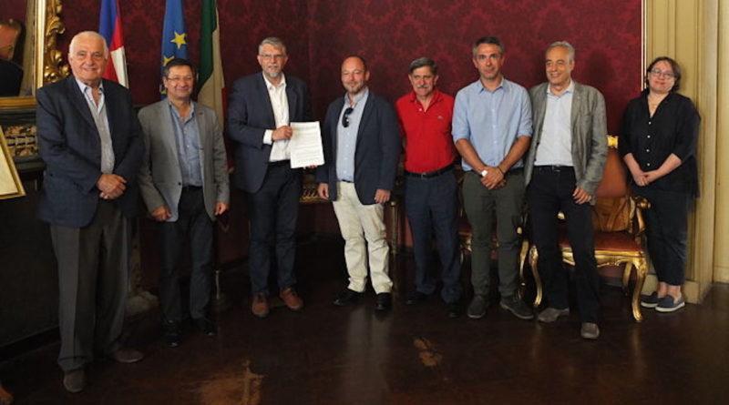 Firma protocollo_Faenza_3luglio2017