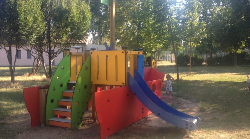 Parco via Fornarina (Pilotina 1)
