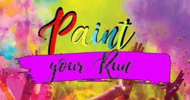 Paint your run