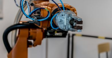 robot automazione lavoro