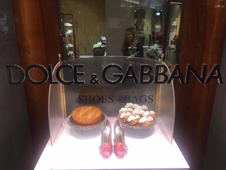Sebastiano Caridi Dolce e Gabbana