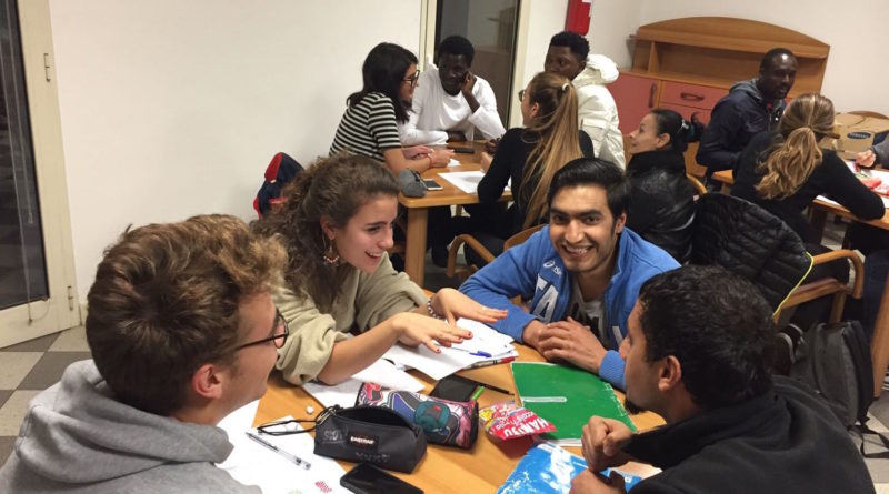 liceo torricelli migranti