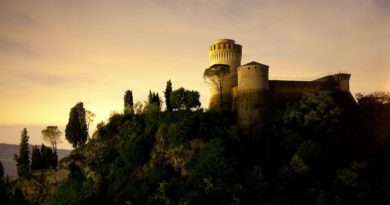 Rocca Manfrediana Wiki Umberto Paganelli