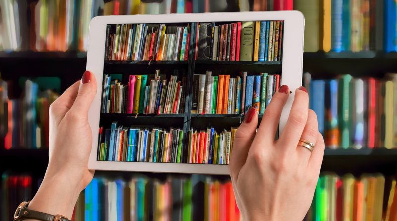 tablet-libri biblioteca