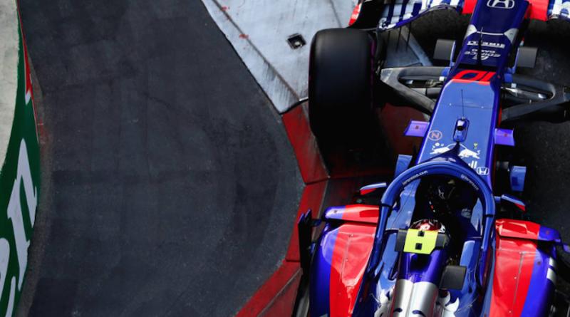 Toro Rosso Gp Baku