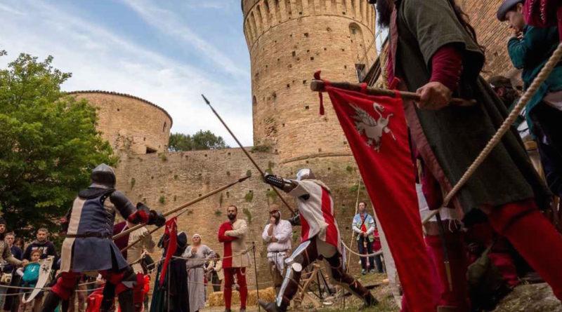 Brisighella medioevale 1413 difensori della Rocca