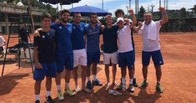 Tennis Club Faenza - serie B maschile 2018 02