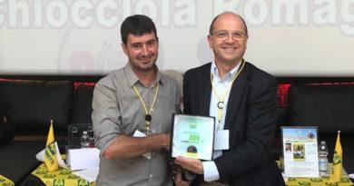 Luca Ricci chiocchiole
