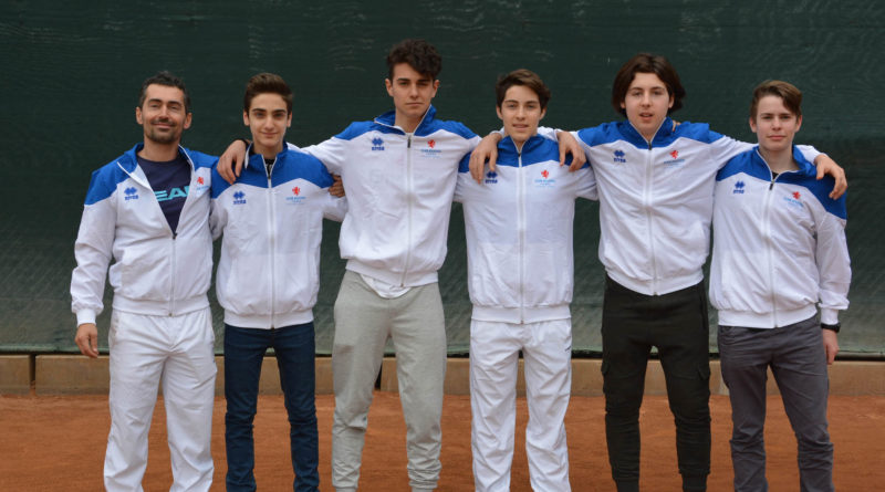 Tennis Club Faenza - Serie D1 2018