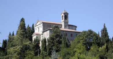 Brisighella-Santuario Monticino