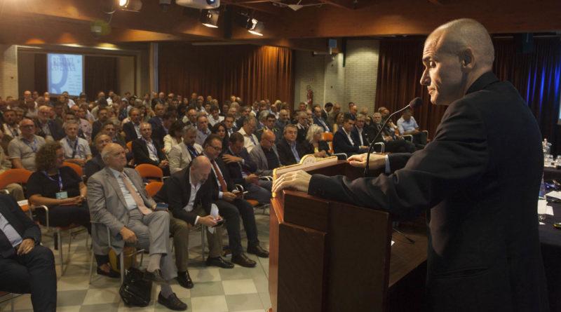 assemblea 2018 Confcooperative Luca Bracci