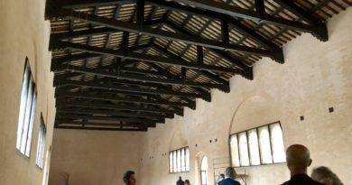 palazzo del podesta faenza arengo
