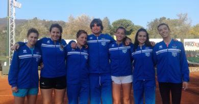 Tennis Club Faenza - Serie A1 Femminile 2018