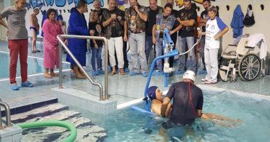 piscina disabili faenza