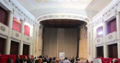 teatro pedrini