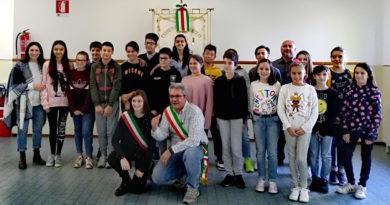 Il consiglio comunale ragazzi di Solarolo 2018-19
