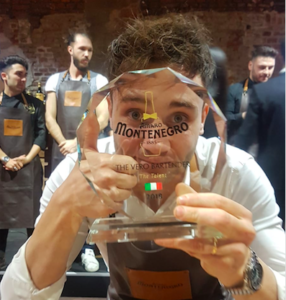 Michael Limoni - The Vero Bartender 2018