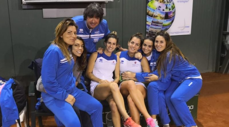 Tennis Club Faenza A1 donne 2018-2