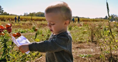 luneri bambini contadini
