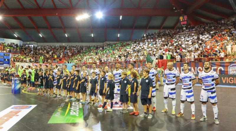 Final eight calcio a 5
