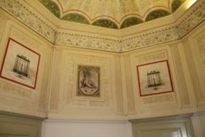 palazzo archi studiolo Strocchi