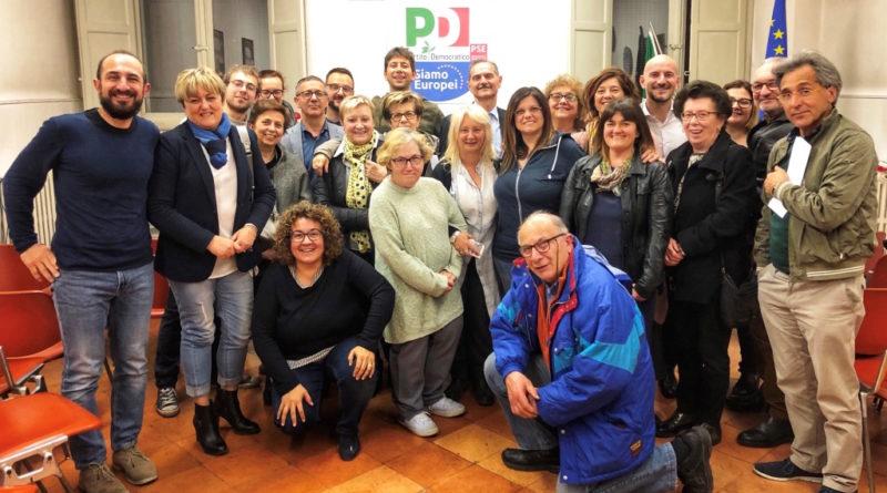 Direzione Pd Faenza 2019