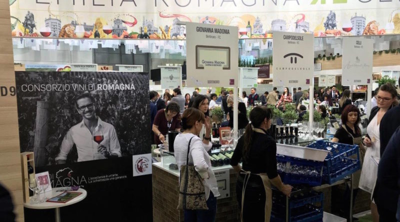 Romagna al Vinitaly di Verona