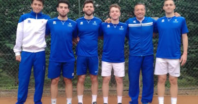 Tennis Club Faenza - Serie C masdchile 2019 squadra a