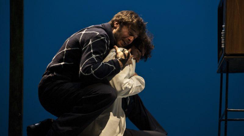 Lino Guanciale Teatro Masini