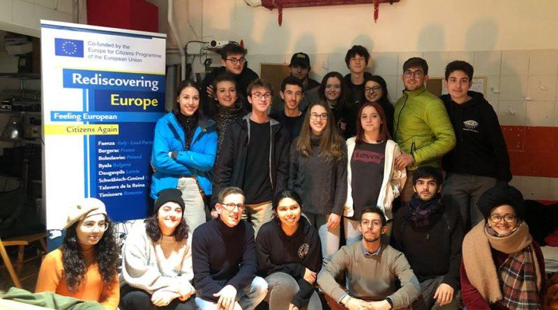 rediscovering europe aula 21