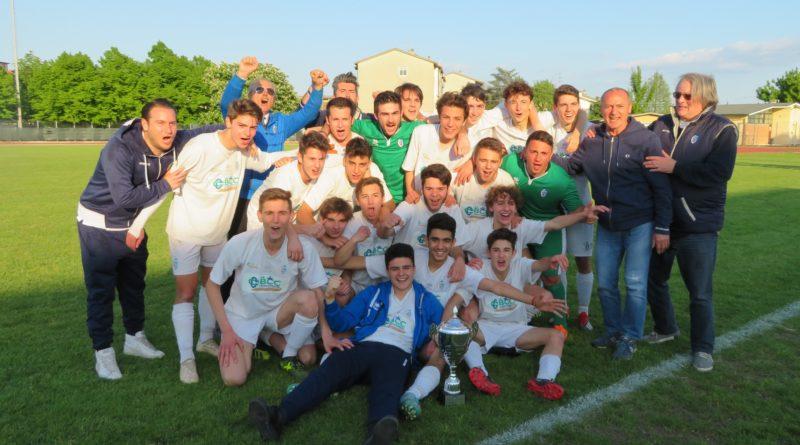 faenza calcio juniores campione regionale