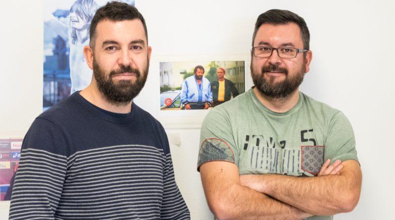 Claudio e Stefano Berti