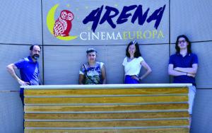 Promotori rassegna Arena Europa
