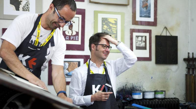 Kerning Conference Faenza