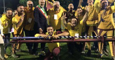 Rione Giallo Bigorda 2019