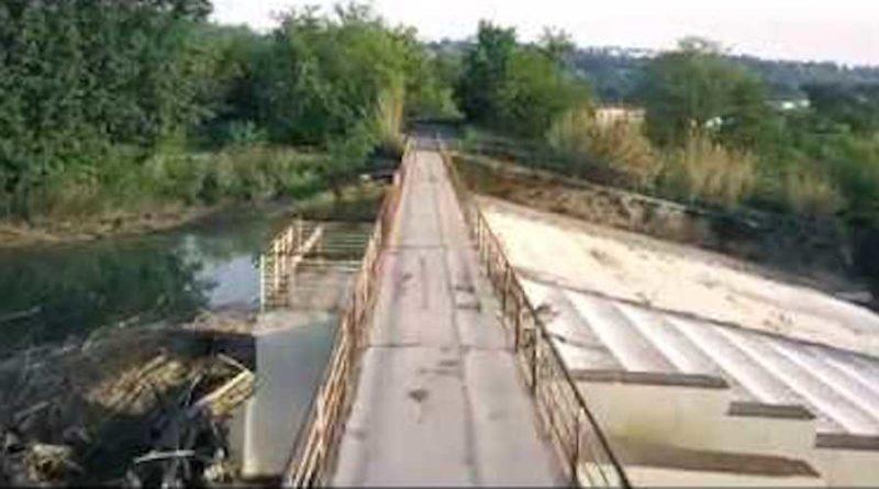 ponte chiusa errano
